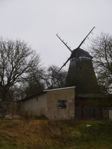 Mühle in Alt Tessin